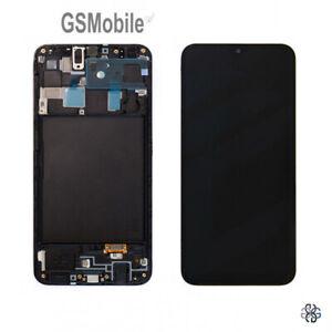 ORIGINAL-Display-Pantalla-LCD-Tactil-Ecran-Samsung-Galaxy-A20-2019-A205-Black