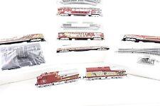 San Fransisco 49ers HO Train: A&B Engine w/ Passenger Cars Bachmann Hawthorne