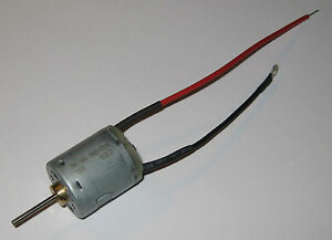 SEI-12-VDC-Motor-with-Long-Shaft-3-to-12-V-DC-3000-RPM-360S-with-Wires
