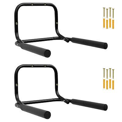 WELLGRO Wand Fahrradhalter klappbar Stahl Fahrrad Garage Wandhalter Fahrradhaken