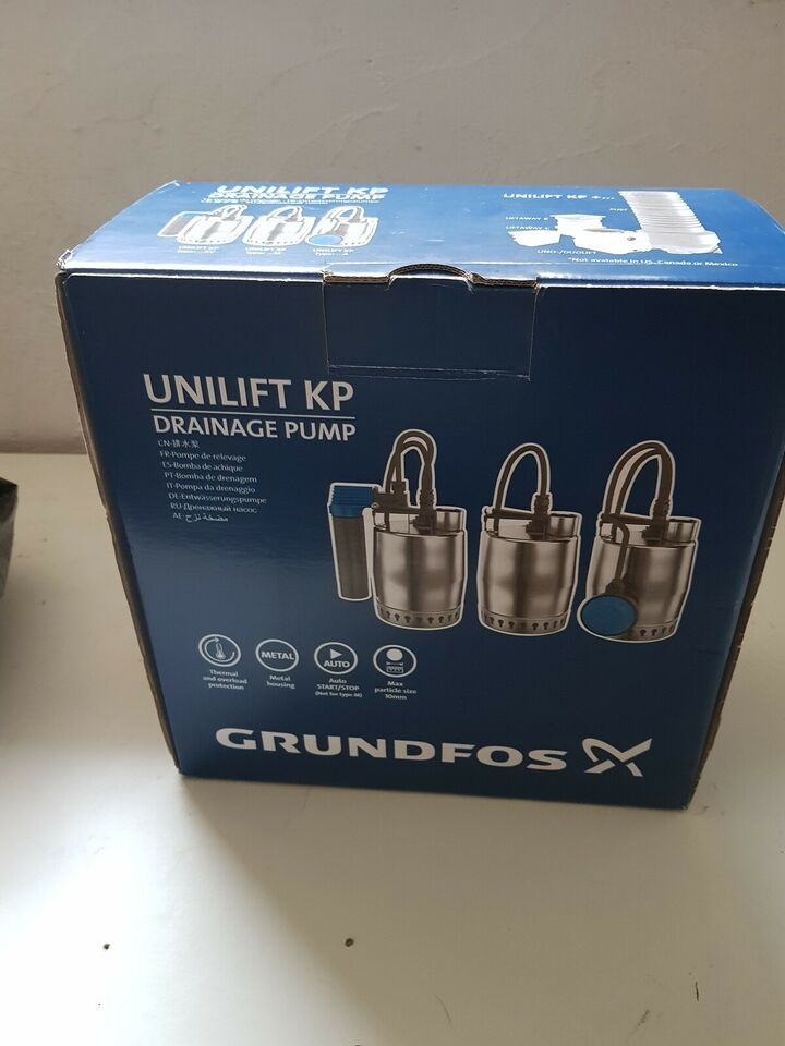 Unilift KP, Grundfos