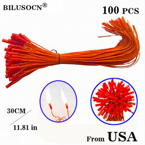 From USA 100pcs/lot 11.81in Connecting Wire For Fireworks Firing System Igniter