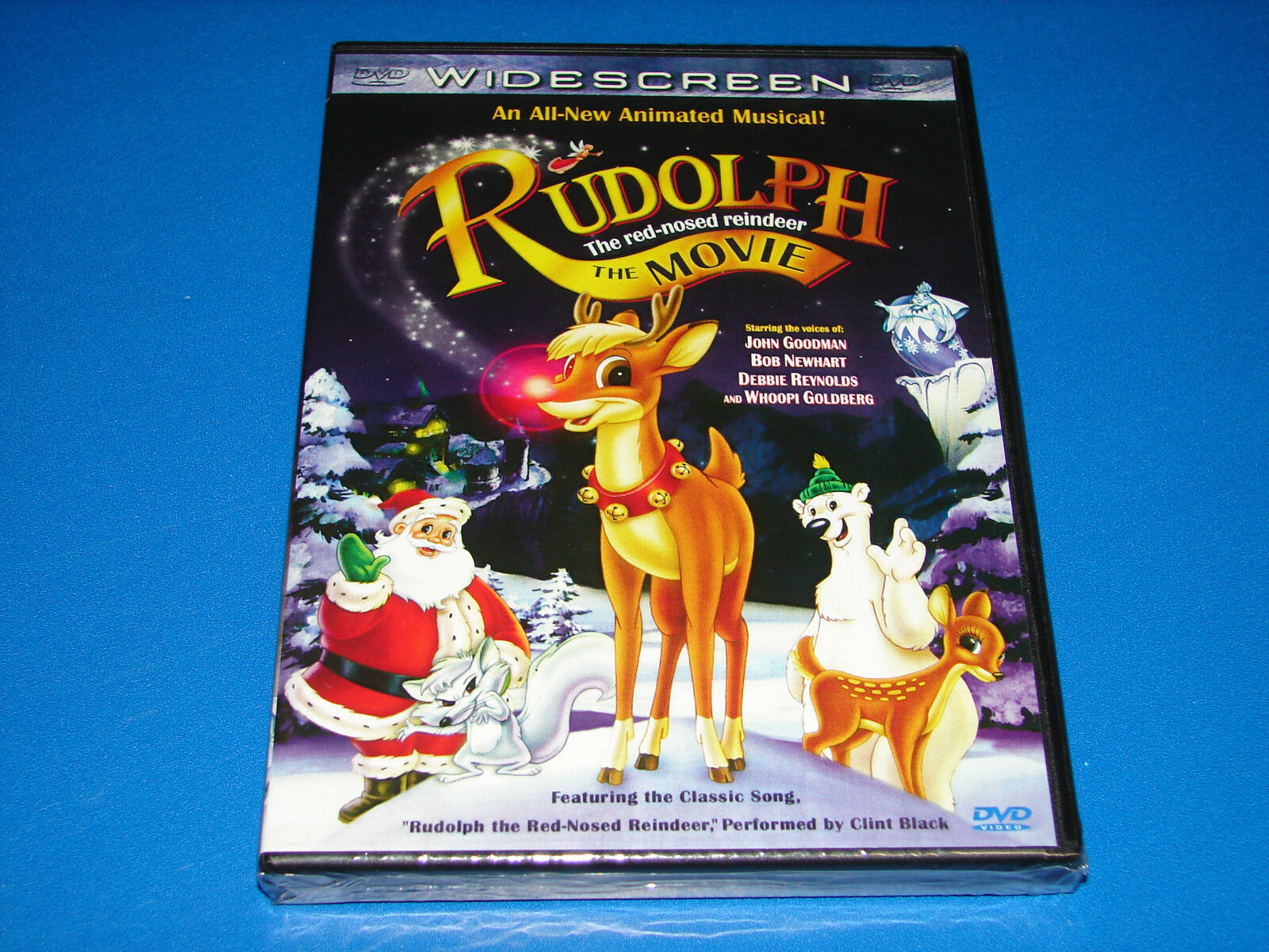 Rudolph the Red-Nosed Reindeer: The Movie (DVD, 1999) | eBay