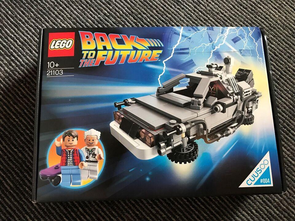 Lego Exclusives, 21103