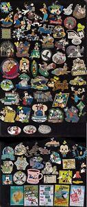 11-Disney-Pin-Pins-Walt-Disney-World-Disneyland-AUSSUCHEN-GOOFY