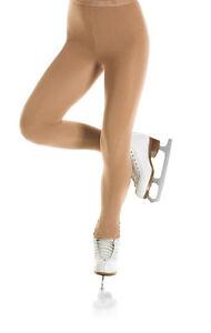 MONDOR-Eiskunstlauf-Strumpfhose-Bamboo-3303-ohne-Fuss