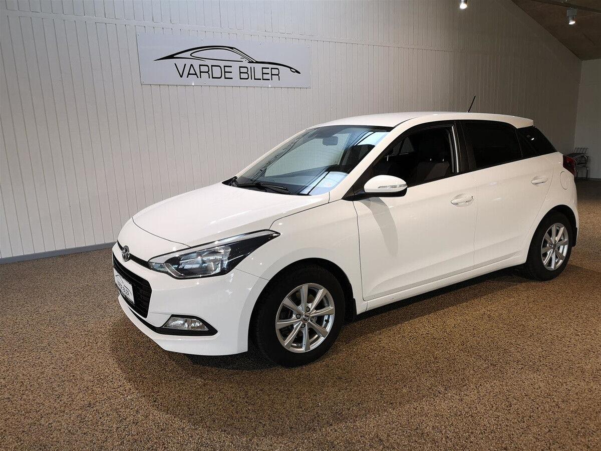 Hyundai i20 1,0 T-GDi Trend 5d - 115.000 kr.