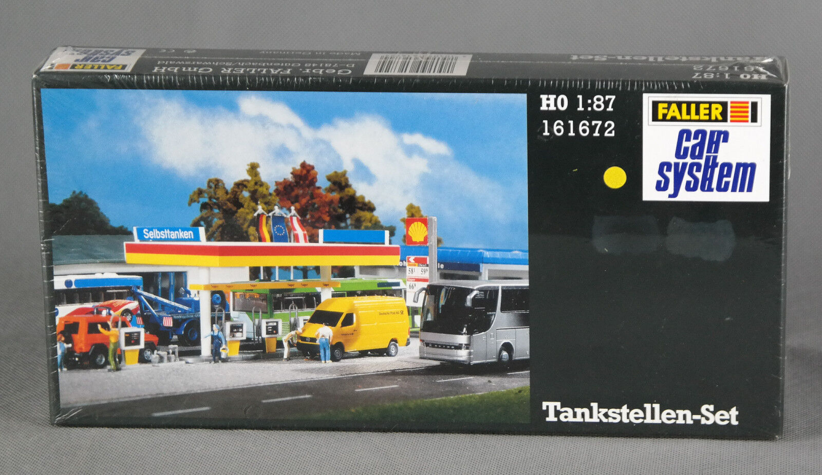 Faller 161672  - Stations-Service-Set-article NEUF