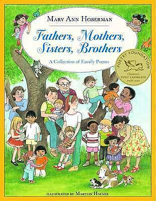 1 of 1 - Fathers, Mothers, Sisters, Brothers: A Collection of Family Poems-ExLibrary