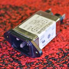 CORCOM 10EF1F Power Line EMI FILTER F7423 10A 120/250V  ~ NOS New Old Stock