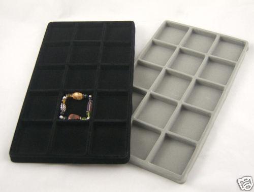 15 Compartment Tray//Box Insert BD96-15