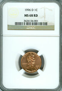 1996-D-LINCOLN-CENT-NGC-MS68-RED-FINEST-REGISTRY-RARE