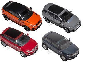 1-76-Land-Rover-Discovery-sport-RANGE-ROVER-EVOQUE-L405-Die-Cast-Model-ORIGINALE