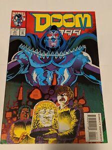 Doom 2099 # 6 near mint 1993 series comic book