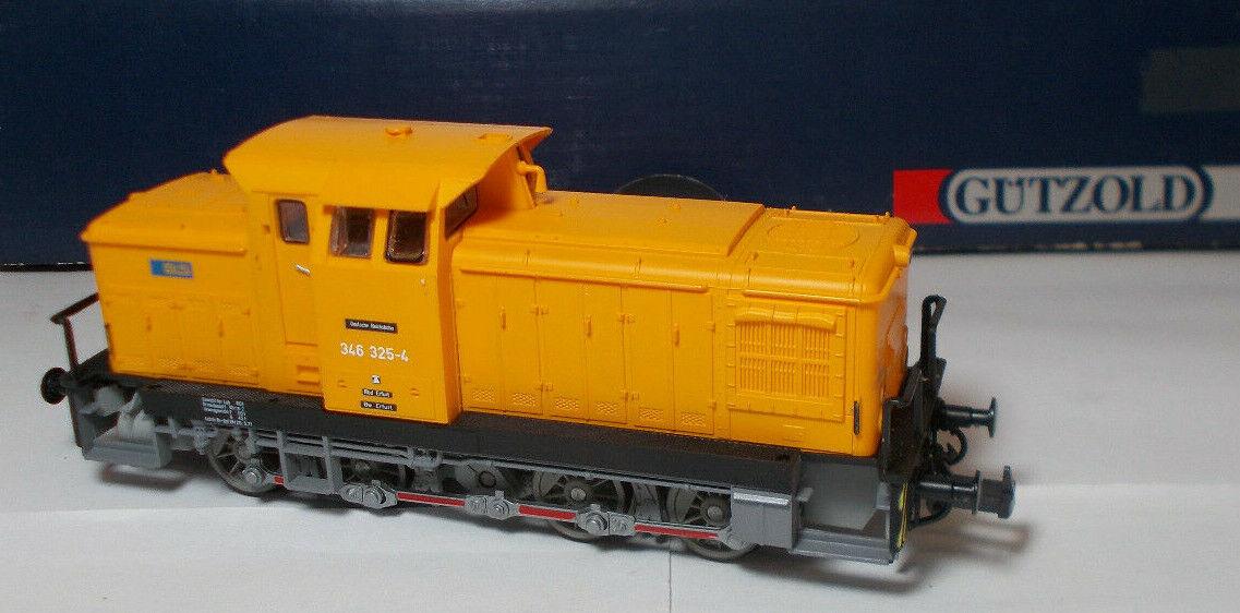 GUTZOLD 25902, DR BLS Locomotore diesel BR 346 325-4, livrea Gelb (fs)