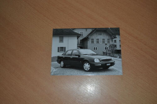 Ford Scorpio F0412 PHOTO DE PRESSE PRESS PHOTO