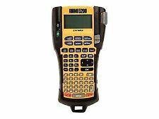 New Listingdymo Rhino 5200hck 5200 Thermal Industrial Label Maker Kit Yellow