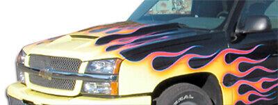 w//o cladding 03-05 Silverado Ram Air Hood 103029 02-06 Chevrolet Avalanche