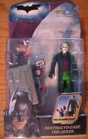 Batman Dark Knight Destructo-case The Joker Figure