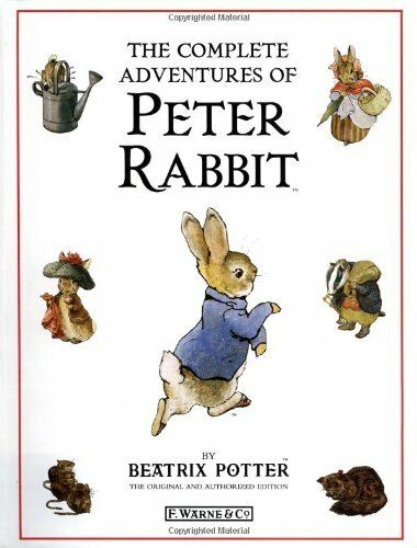 The Complete Adventures of Peter Rabbit-Beatrix Potter