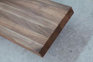 tischplatte platte nussbaum europäische massiv holz neu leimholz