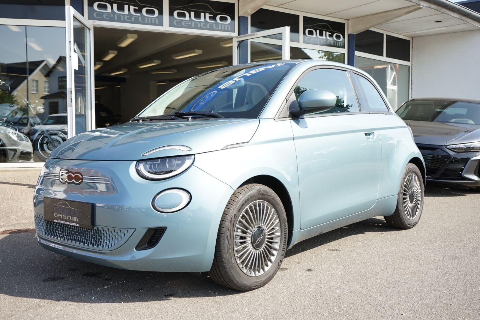 Fiat 500e  Icon 3d - 219.900 kr.