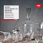 Brahms: Clarinet Sonatas Nos. 1 & 2; Beethoven: Clarinet Trio (CD, Aug-2012, EMI Classics)