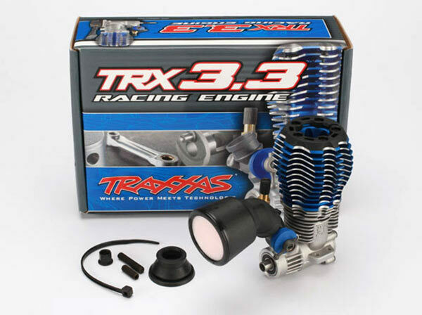 Traxxas TRA5406 TRX 3.3 Motor de múltiples EJE con sin retroceso
