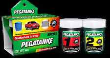 PEGATANKE BLACK MARINE EPOXY GLUE / SUPER STRONG / DRIES UNDERWATER 44 CC.!!