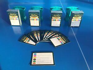 TRIVIAL PURSUIT Lot 50 Carte Jeu Edition XXI EME SIECLE 300 Question Recharge FR