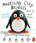 Modelling Clay Animals by Bernadette Cuxart (Paperback, 2016)