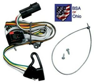 Trailer-Hitch-Wiring-Tow-Harness-For-Dodge-Caravan-Grand-Caravan-2001-2002-2003