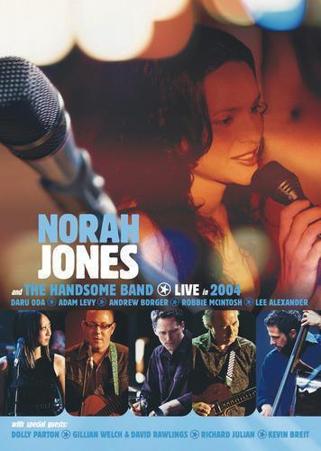 1 von 1 - Norah Jones and the Handsome Band - Live 2004 von Norah Jones & The Handsome Ba…