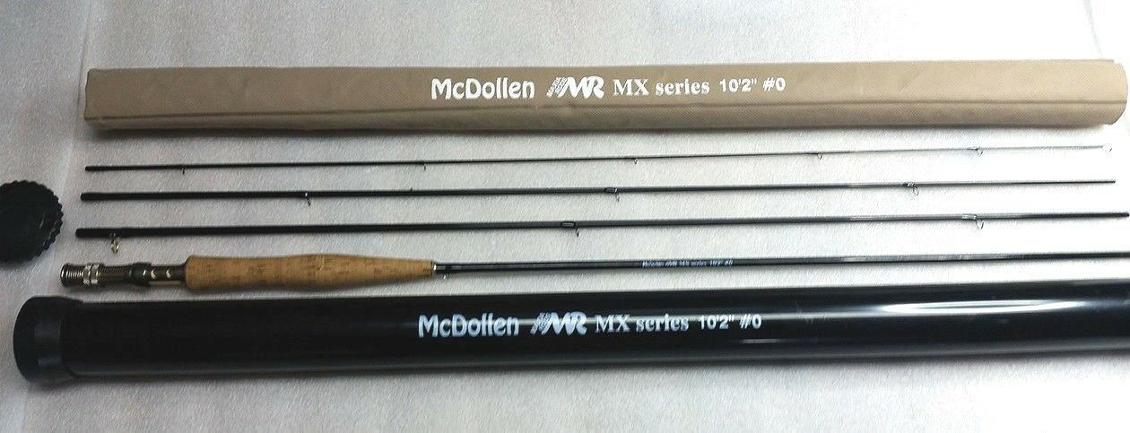 Mcdollen Maxia Rods mx1020 10' 2   Fly Rod 4 pieces  cheap and high quality