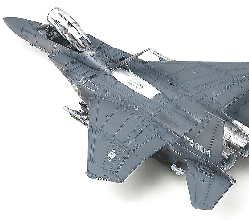 NEW 1 48 F-15K Slam Eagle  R.O.K. Air Force  ACADEMY MODEL KIT Airforce