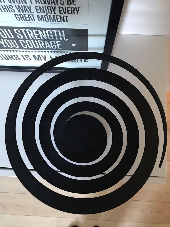 Spiral skål