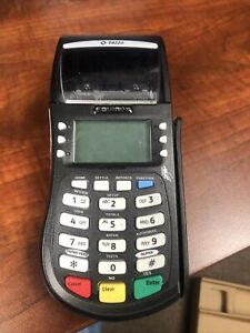 Equinox Model T4220 Credit Card Machine Terminal Reader with Cords