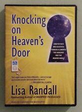 lisa randall  KNOCKING ON HEAVEN'S DOOR  MP3 CD  2 disc set
