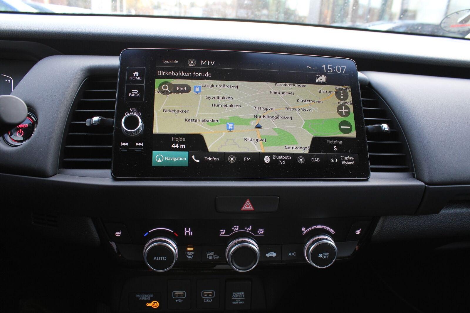 Honda Jazz 1,5 i-MMD Executive eCVT