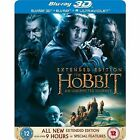The Hobbit - An Unexpected Journey - Extended Edition (3D Blu-ray, 2013, 5-Disc Set)