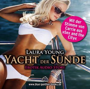 Yacht-der-Suende-Erotisches-Hoerbuch-1-CD-von-Laura-Young-blue-panther-books