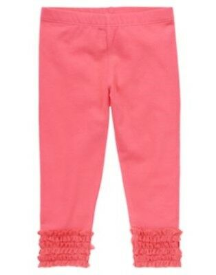 GYMBOREE STAR OF THE SHOW PINK w// STARS A//O LEGGINGS 6 12 18 24 2T 3T 4T 5T NWT
