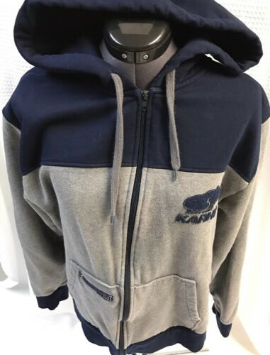 Karhu Originals Vintage Hoodie Zip Sweatshirt Retr