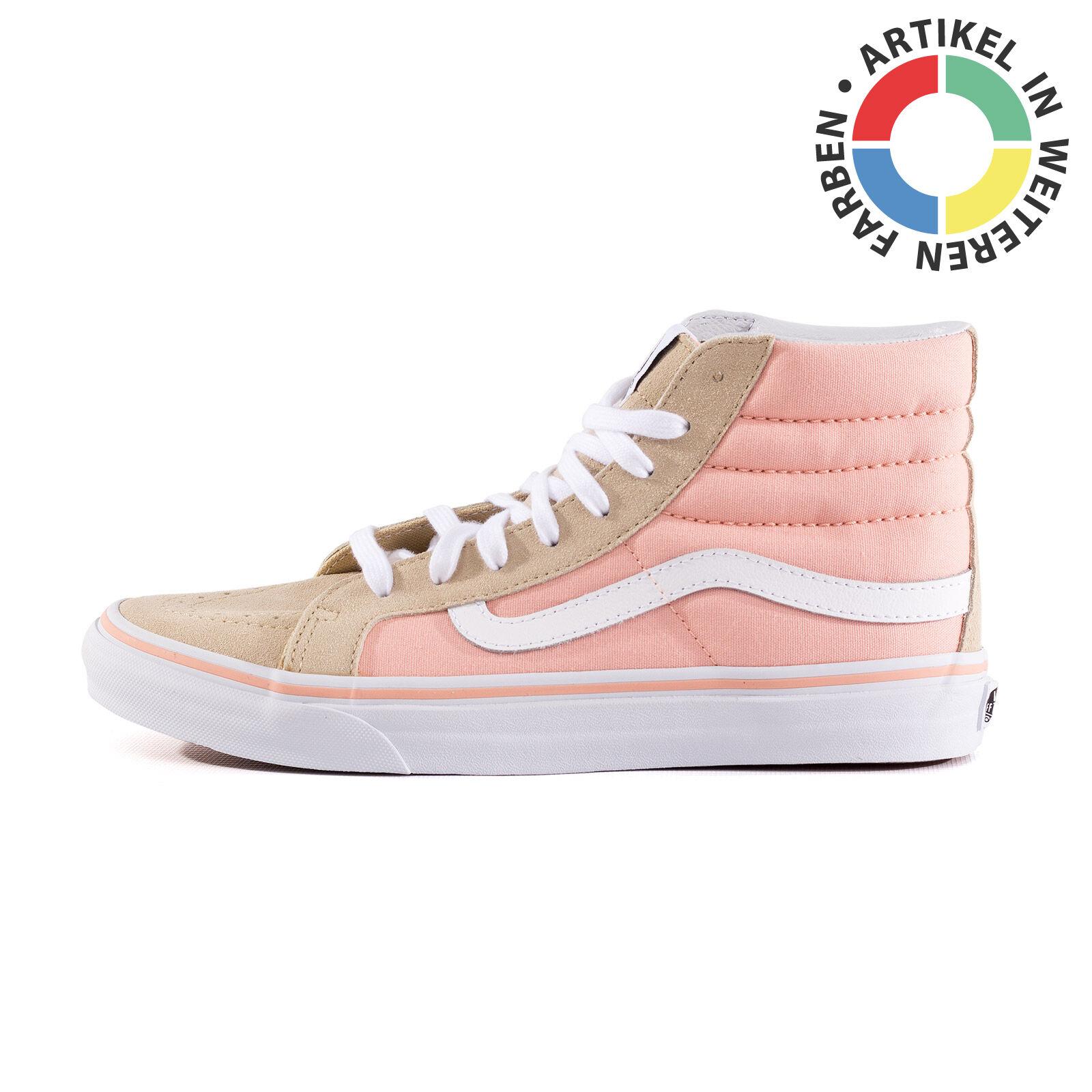 Vans SK 8-hi slim señora zapato cortos 51241