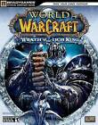 World of Warcraft: Wrath of the Lich King  Official Strategy Guide by BradyGames (Paperback, 2008)