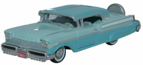 Oxford 87MT57004 Mercury Turnpike 1957 -Tahitian Green/Spring 1/87