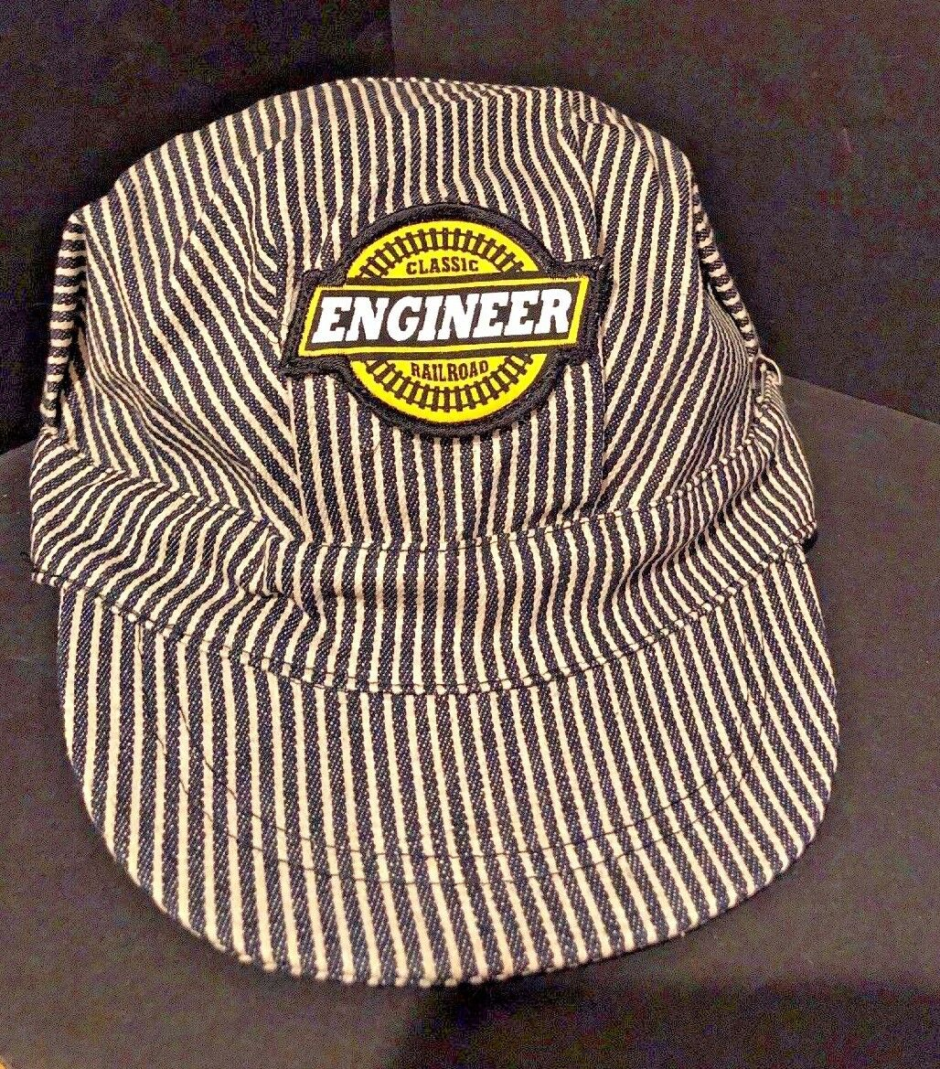 Deluxe Youth Engineer Hat Costume Accessory NEW