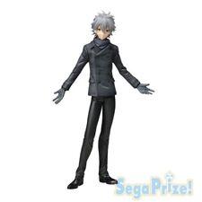 Sega EVA Neon Genesis Evangelion PM Premium Coat Figure Kaoru Kaworu Nagisa NEW