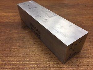 "ALUMINIUM BAR BILLET 2.5/"" X 100MM ENGINEERING MODELMAKING MILLING LATHES"