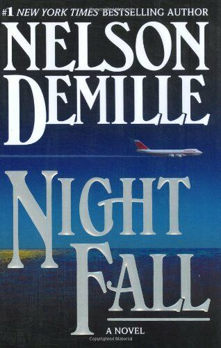 Night Fall By Nelson DeMille. 9780446576635